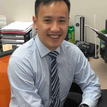 Dr Huy Nguyen Photo