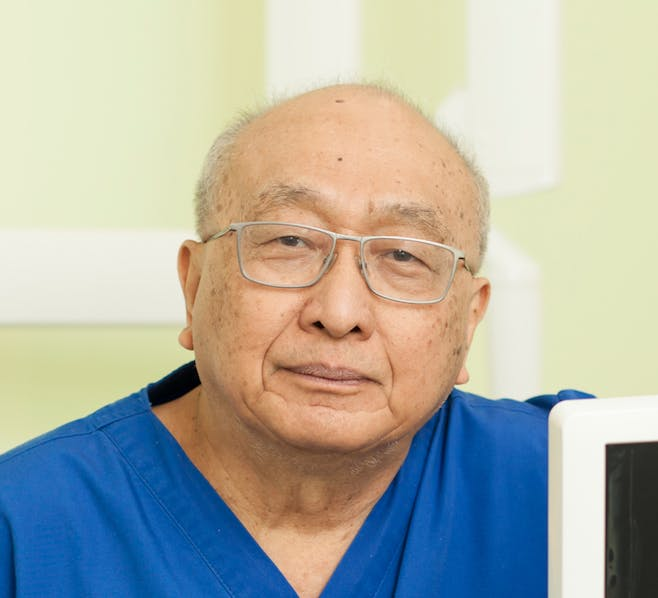 Photo of Dr Teong Soo Saw OAM