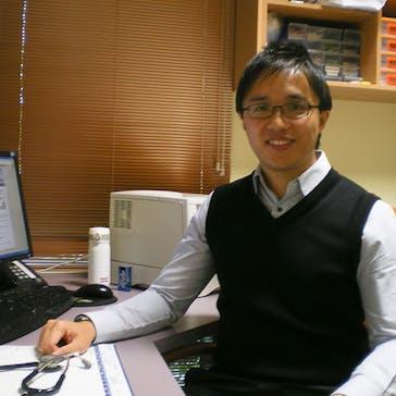 Dr Kelvin Kan Photo