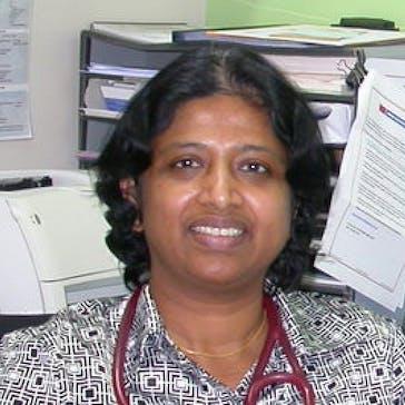 Dr Himali Meegoda Photo