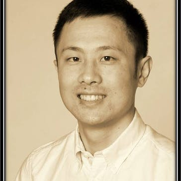 Dr Patrick Wang Photo