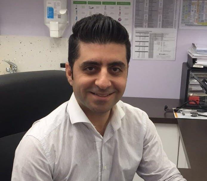 Photo of Dr Payam Faraid