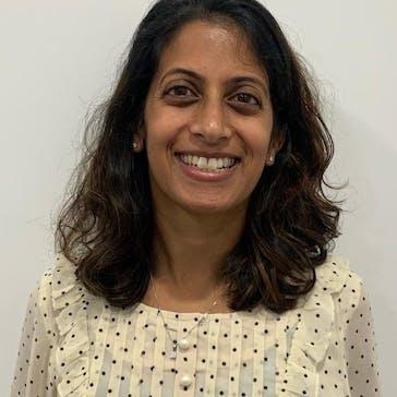 Dr Mathini Ruthra-Rajan Photo