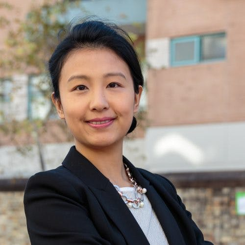 Photo of Dr Clare Wu