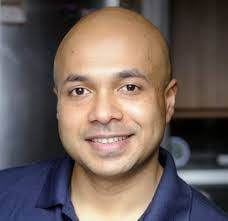 Photo of Dr Sanoj Joseph