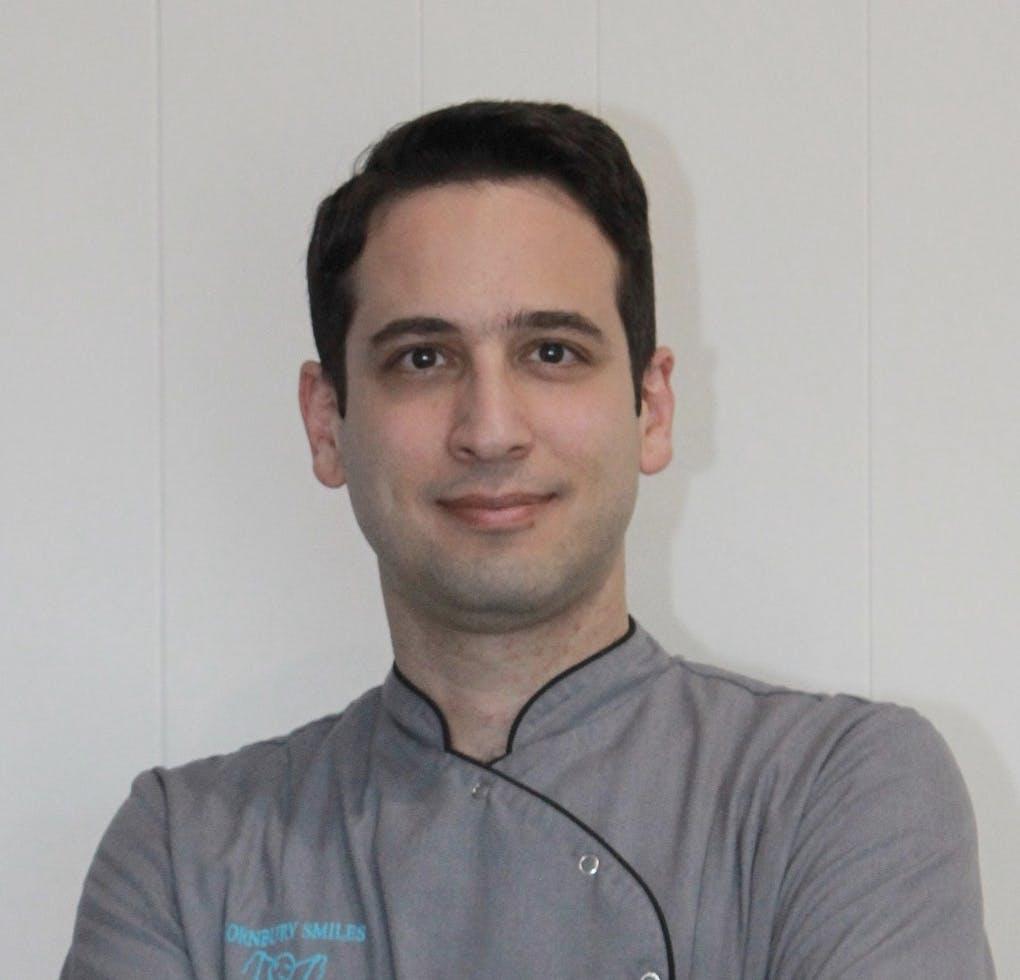 Photo of Dr Hesam Rahimi