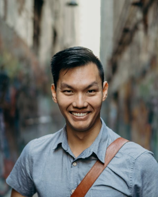 Photo of Dr Alexander Teh