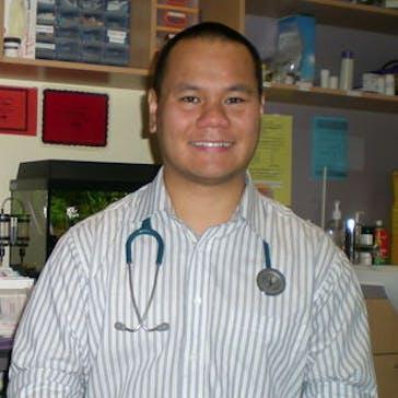 Dr Albert Ho Photo