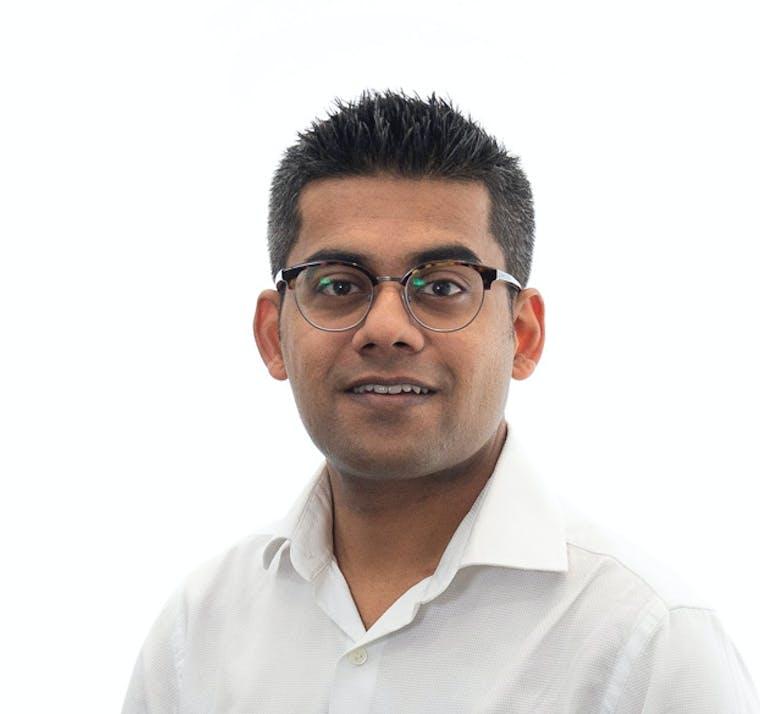 Photo of Dr Anuj Gupta