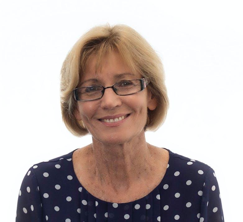 Photo of Dr Carolyn Catton