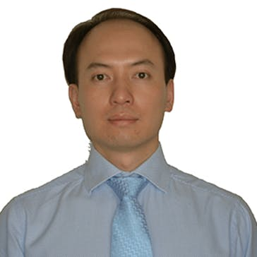 Mr Xuwei Luo Photo