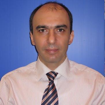 Dr Siamak Afshar Photo
