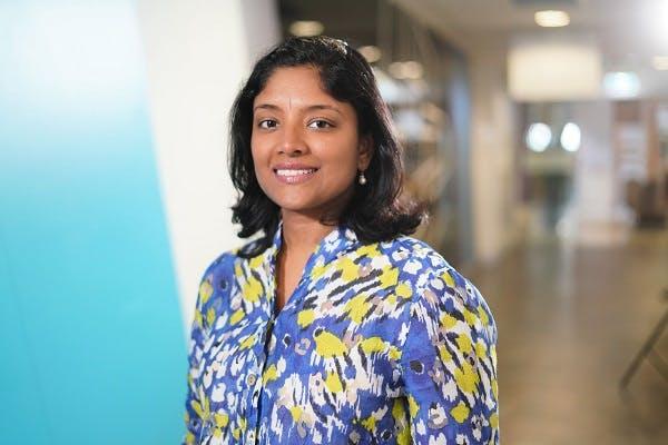 Photo of Dr Jyothi Reddy