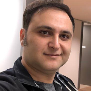 Dr Mehdi Alamdari Photo
