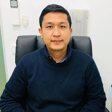 Dr Hein Htun Photo