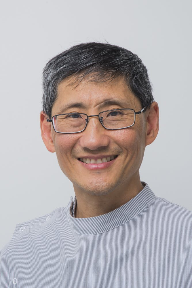 Photo of Dr Andrew Lee