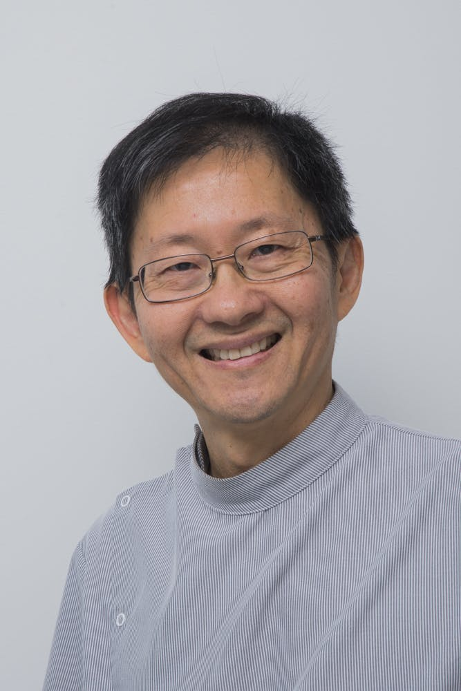 Photo of Dr George Lee