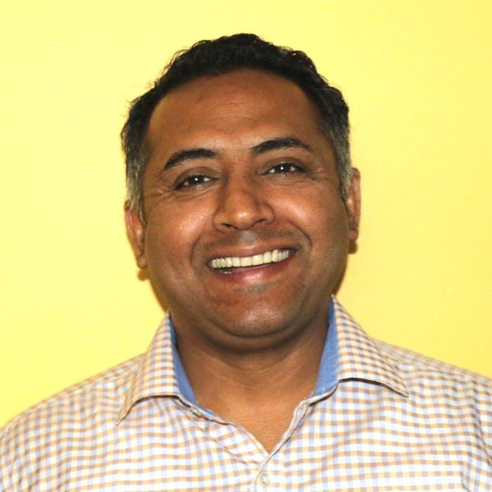 Photo of Dr Milan Kumar
