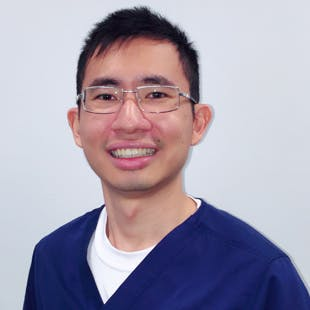 Photo of Dr Bryan Liau