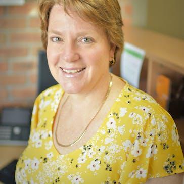 Dr Cathy Robinson Photo