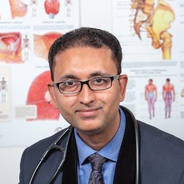 Dr Mohammad Irfan Photo