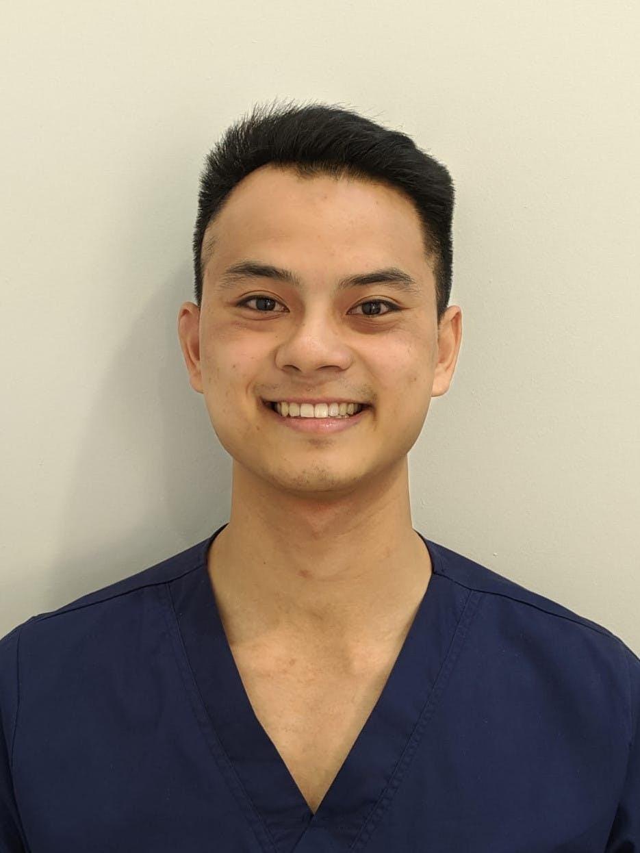 Photo of Dr Preston CHAO