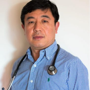 Dr Yuhe  Han Photo