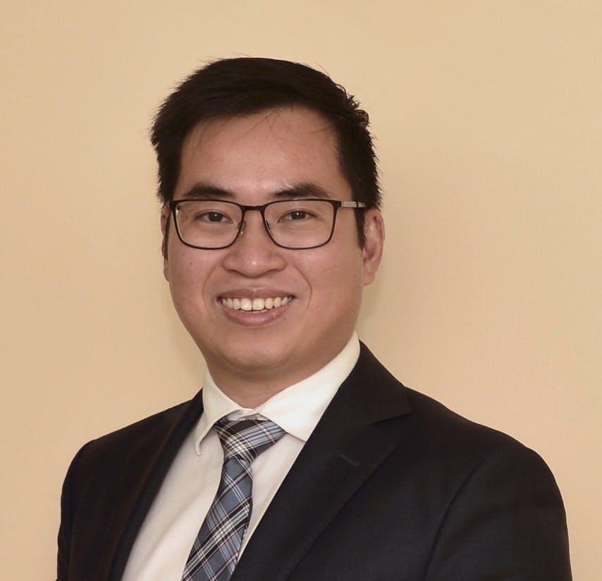 Photo of Dr Liem Dang