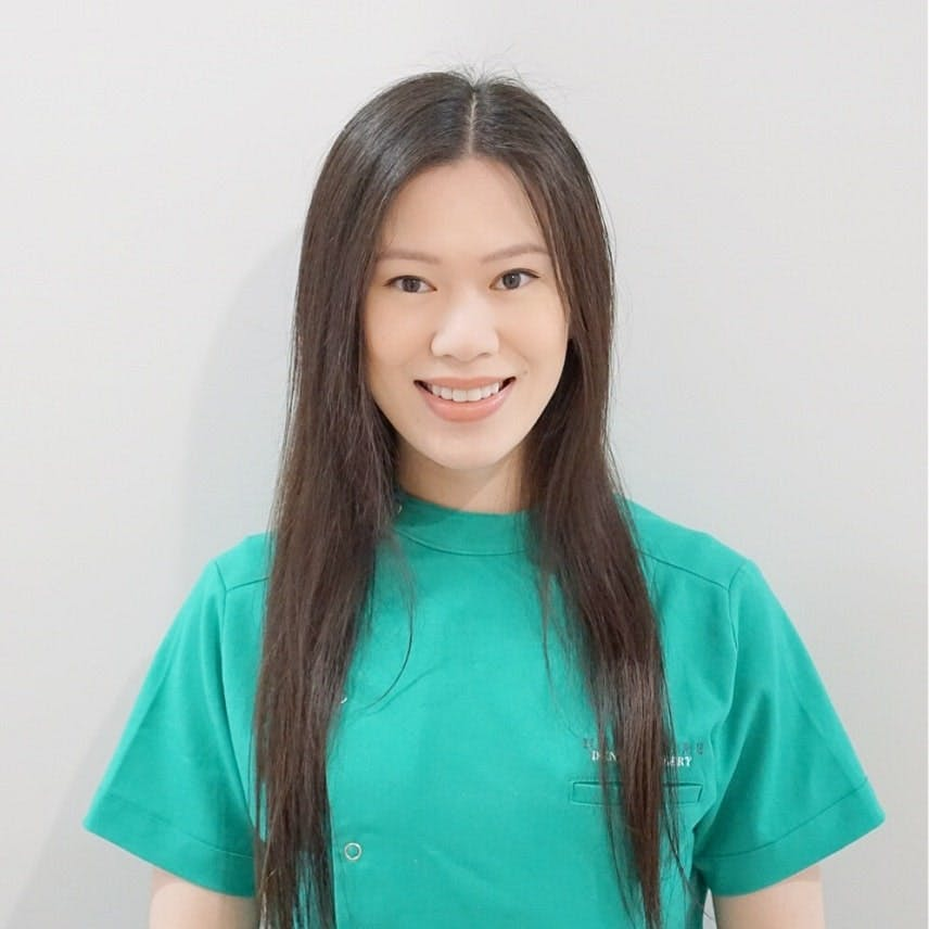 Photo of Dr Huyen Hoang