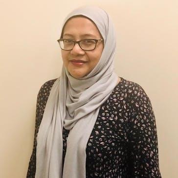 Dr Sarah Abdul Aziz Photo