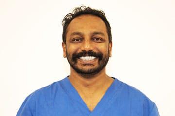 Photo of Dr Rajesh Padnakad