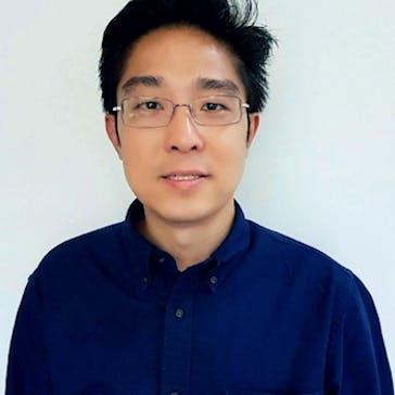 Dr Joshua (Yean Chye) Huang Photo