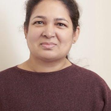 Dr Indu Mudiyanselage Photo