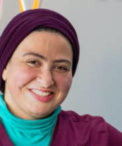 Photo of Dr Nour Shoukry
