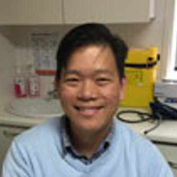 Dr Ju Min Wong Photo