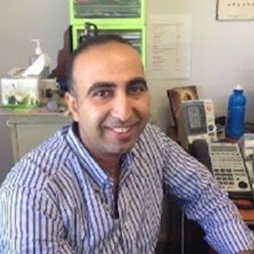 Dr Amir Ishak Meshreky Photo