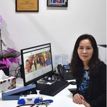Dr Grace Diao Photo