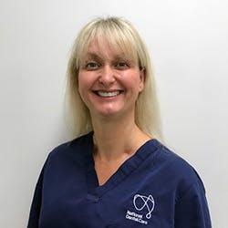 Photo of Dr Sharon Timoney