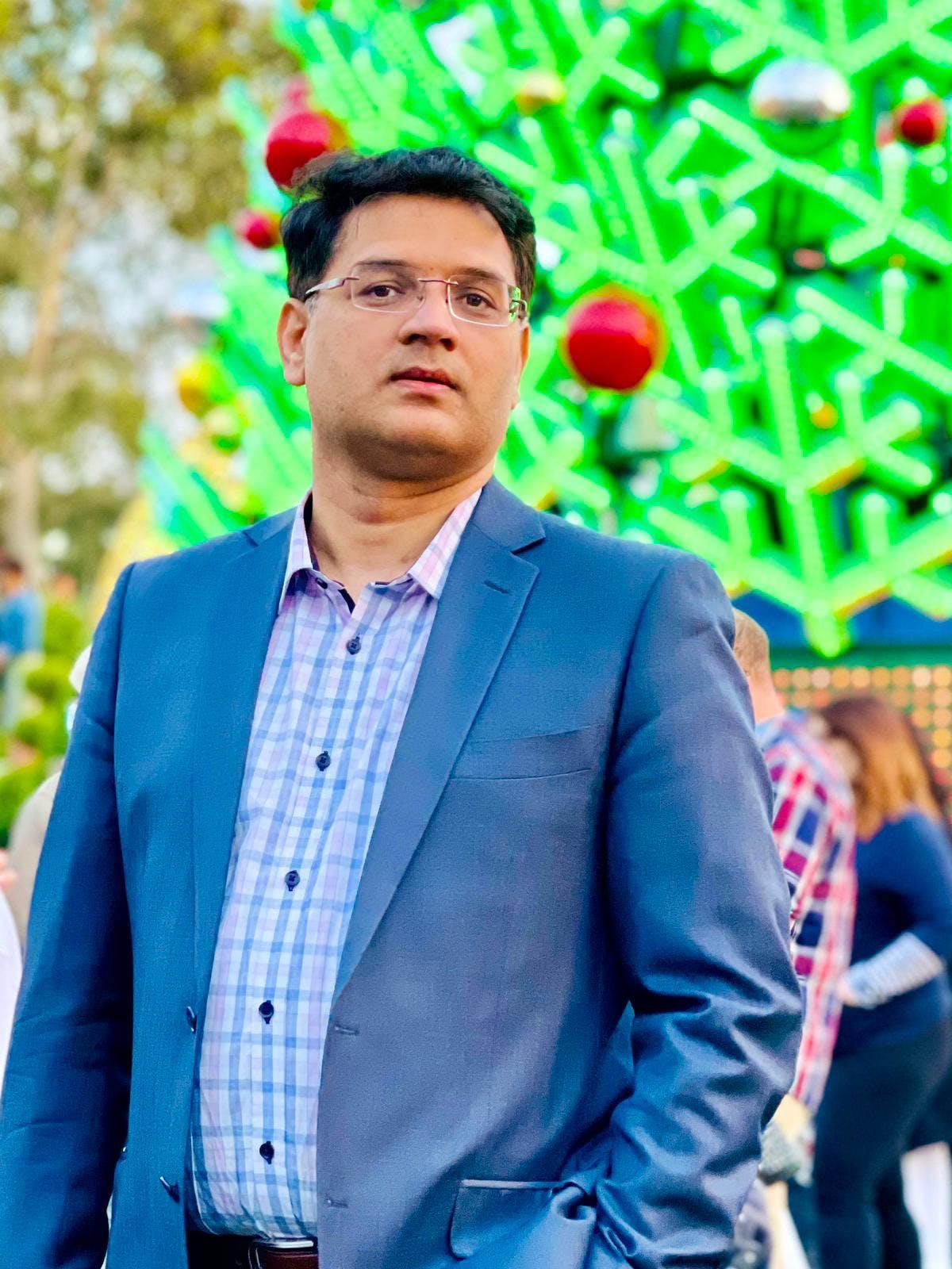 Photo of Dr Shoaib Mirza BulkBilling