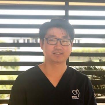 Dr Joshua Kim Photo
