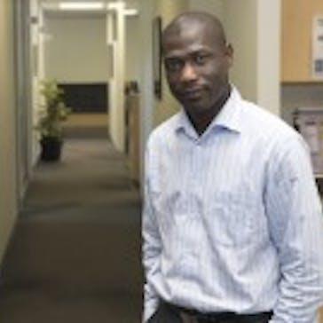 Dr Boniface Ochayi Photo