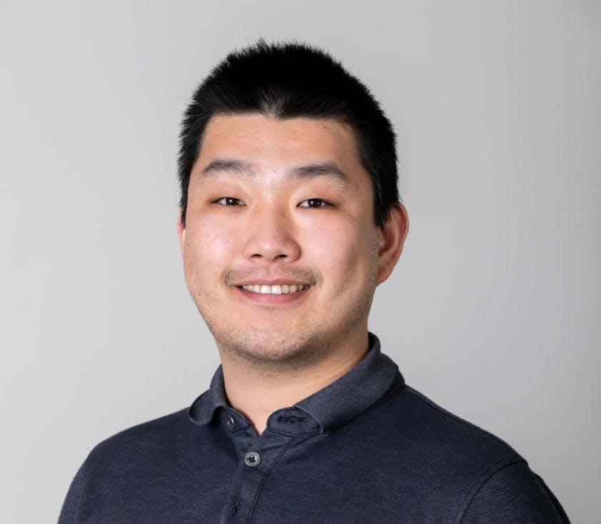 Photo of Dr John Xu