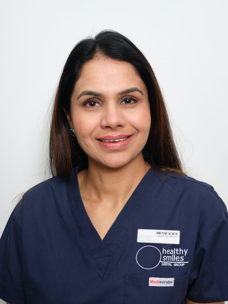 Photo of Dr Nav Nagra
