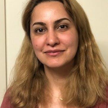 Dr Maryam Mirzazadeh Photo