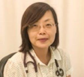 Photo of Dr Katy Huang