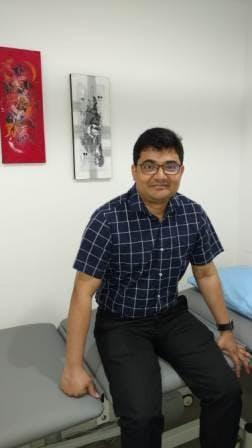 Photo of Mr Anish Raj