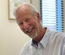 Photo of Dr Terence Ahern
