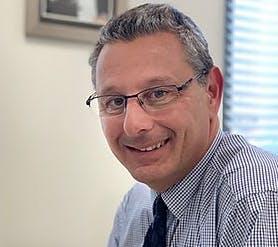 Photo of Dr Michael Levick