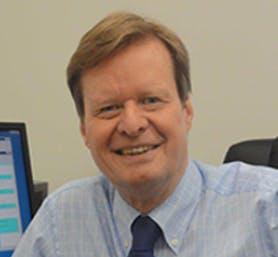 Photo of Dr Ian Bonwick