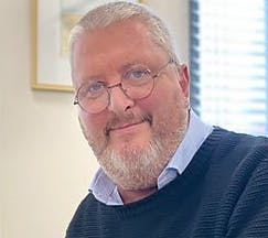 Photo of Dr Colin Stewart